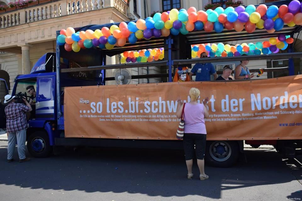 CSD Magdeburg 2016