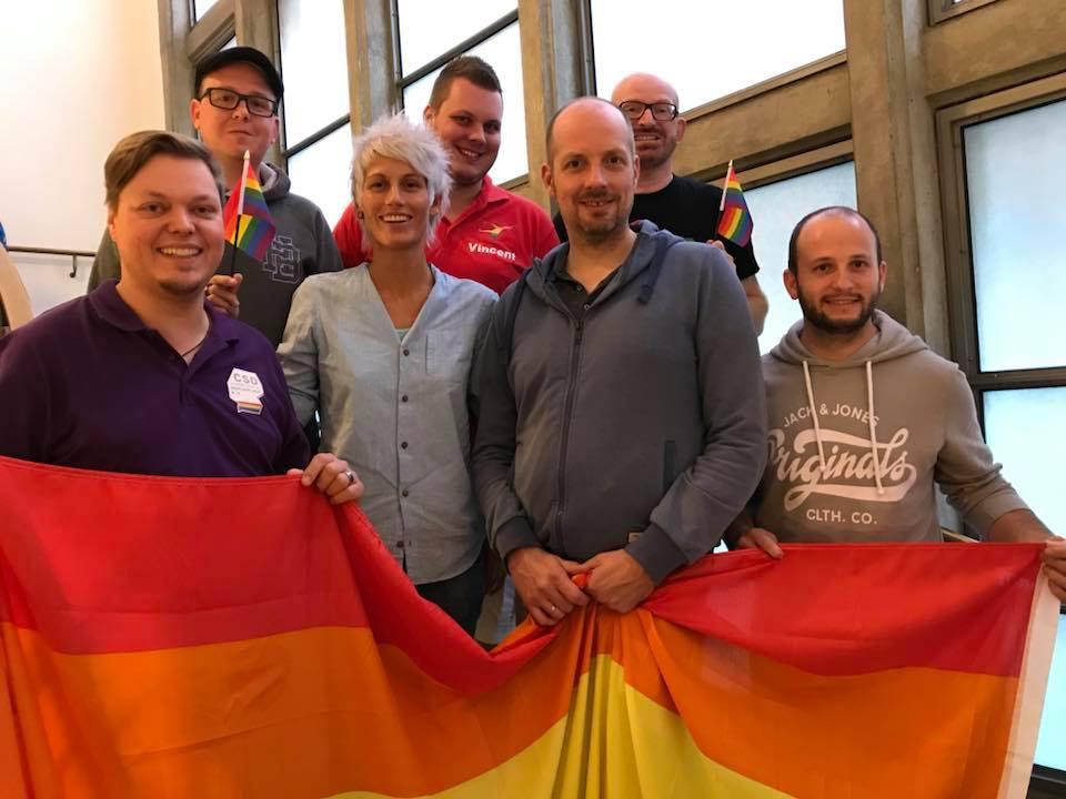 Vorstand CSD Deutschland