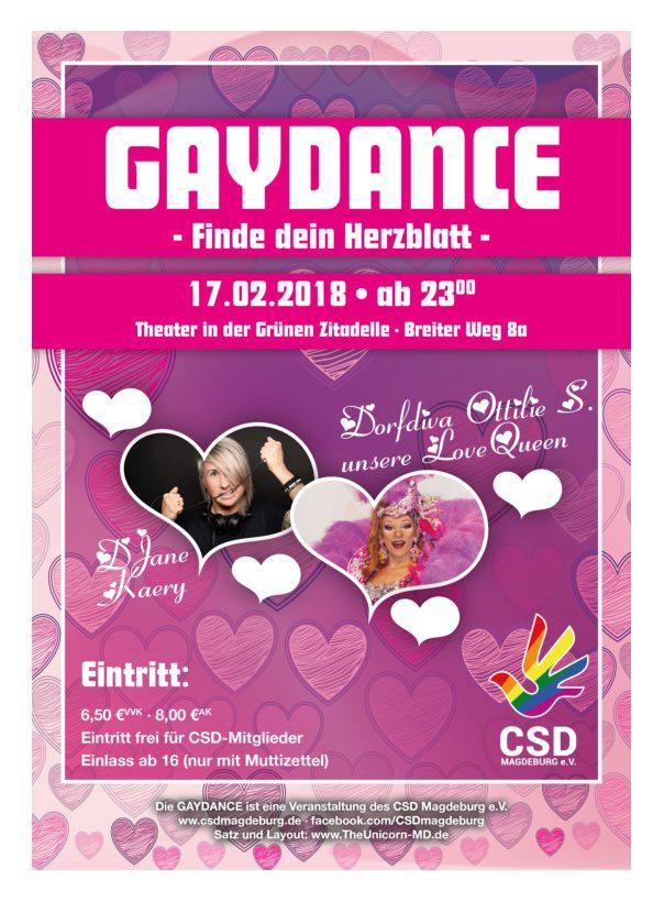 Gaydance -Finde dein Herzblatt-