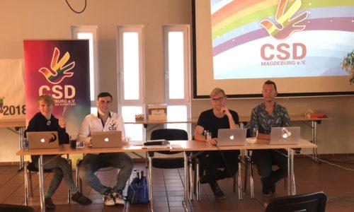 CSD Mitgliederversammlung